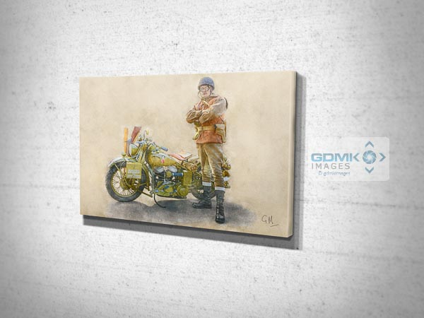 Commission Your Own Artwork - GDMK Images