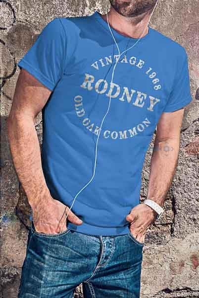 50021 Rodney Vintage T-Shirt