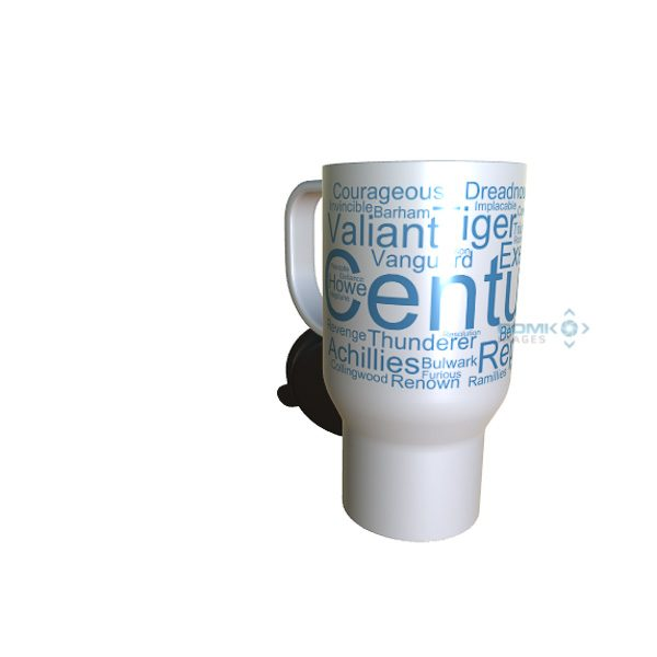 50011 Centurion Word Art Mug
