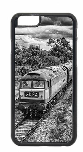 Black and White Class 47 D1705 iPhone 6 Mobile Phone Case