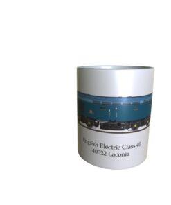 English Electric Class 40 40022 Laconia