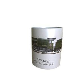 GWR King 6000 King George V Mug