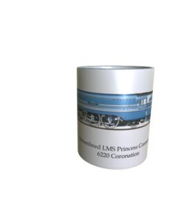 LMS Princess Coronation 6220 Profile Mug