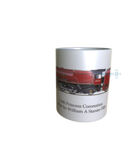 LMS Princess Coronation 46256 Sir William A Stanier FRS