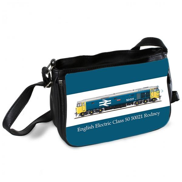 50021 Profile Messenger Bag