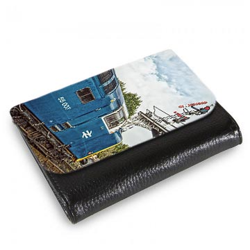 55007 Under the Semaphores Medium Wallet