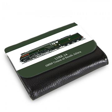 60009 Union of south Africa Medium Wallet
