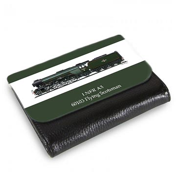 60163 Flying Scotsman Medium Wallet