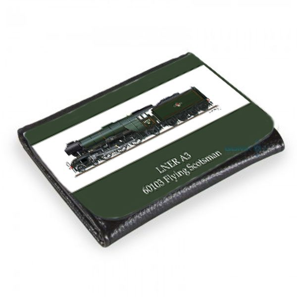 60163 Flying Scotsman Small Wallet