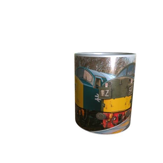 Class 40 D345 and D335 Mug