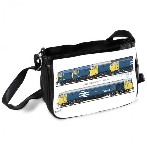 50021 and 50026 Messenger Bags
