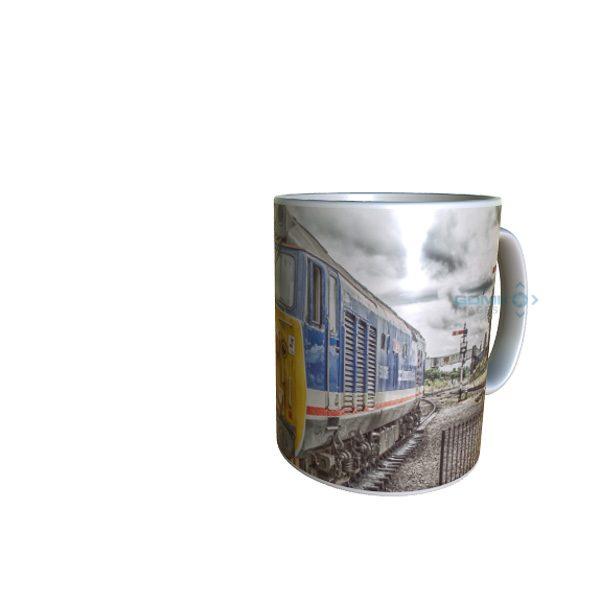 Class 50 50026 At Kidderminister Mug