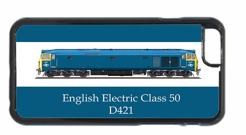 Class 50 D421 iPhone 6 Mobile Phone Case