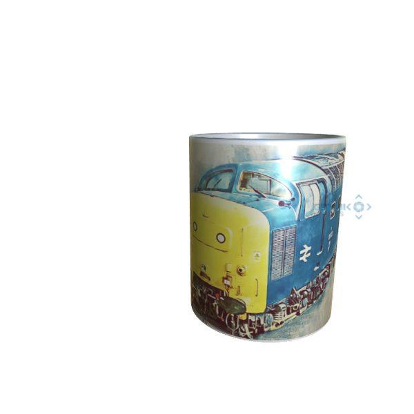 Class 55 55002 Digital Art Mug