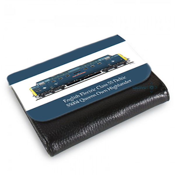 Class 55 55004 Medium Wallet