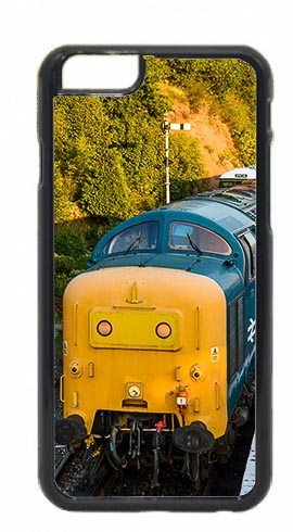 Class 55 55019 at Bewdley iPhone 6 Mobile Phone Case
