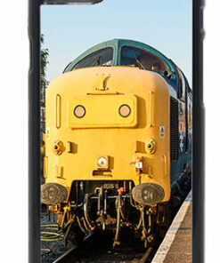 Class 55 55019 at Kidderminster iPhone 6 Mobile Phone Case