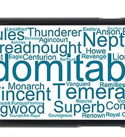 Indomitable Word Art iPhone 6 Mobile Phone Case