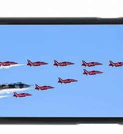 Vulcan and Red Arrows iPhone 6 Mobile Phone Case