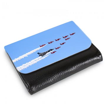 Vulcan and Red Arrows Medium Wallet