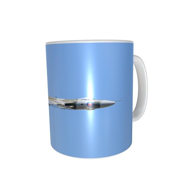 Vulcan Side Mug