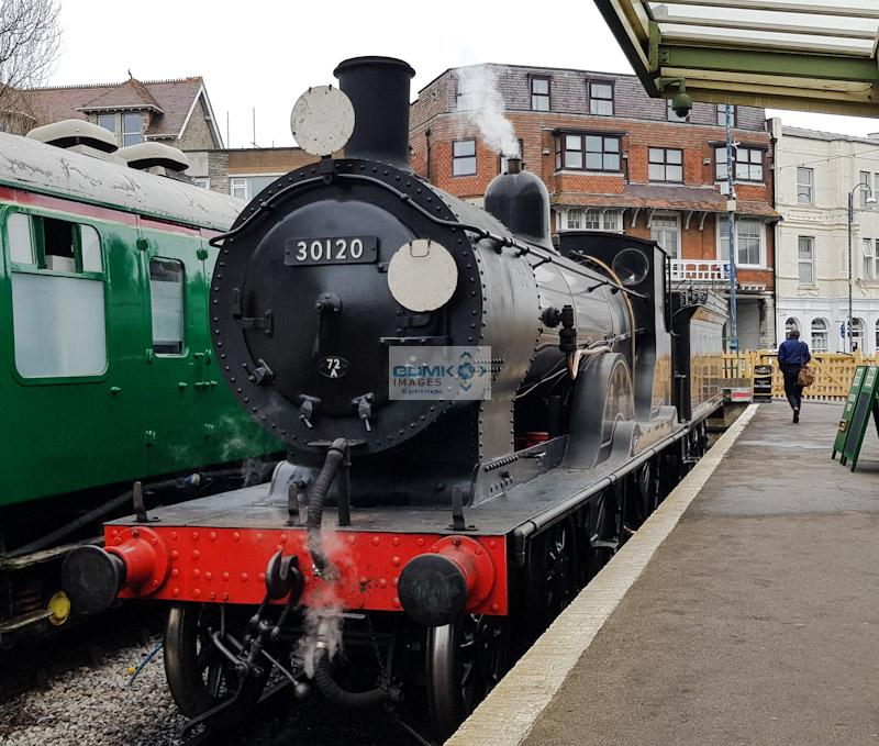 Win Tickets For The Exchanges Swanage Railway Autumn Steam Gala