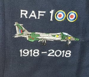 RAF 100 Jaguar
