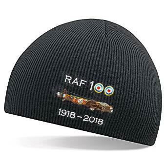 RAF 100 LancasterBeanie Hat