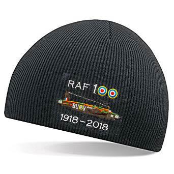 RAF 100 Wellington Beanie Hat