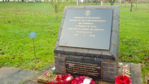 FEPOW Memorial at National Memorial Arboretum