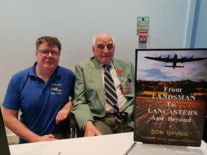 Ron Bomber Command Veteran