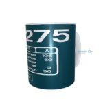 Kids mug 37275 number and data plate