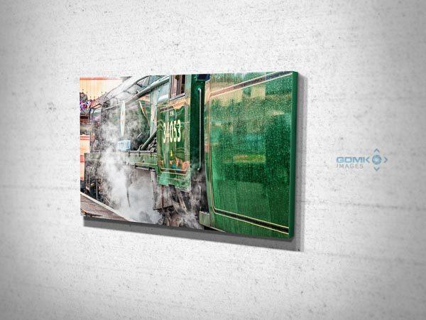 34053 Sir Keith Park Canvas Art Print