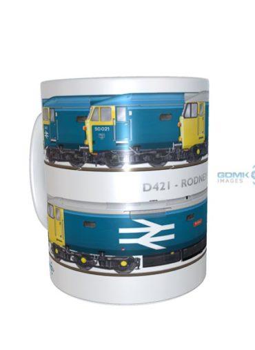50021 Evolution Ceramic Mug