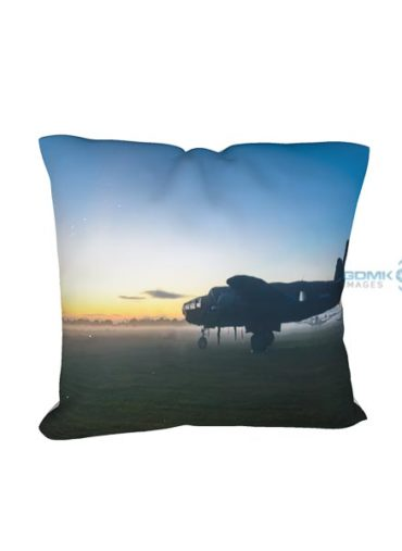 b25 blue dawn cushion