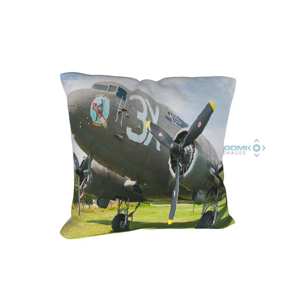 C47 Dakota aeroplane cushion