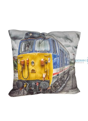 Class 50 50026 At Kidderminister Cushion