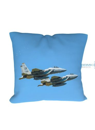 F-15 Pairs Take Off cushion