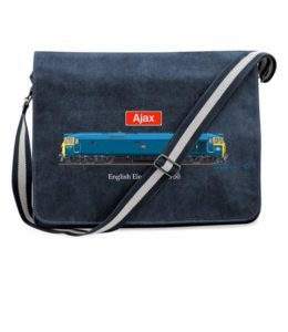 Messenger Bag 50046 BR Blue