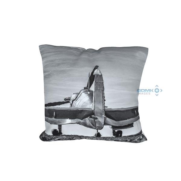 spitfire rear bnw cushion