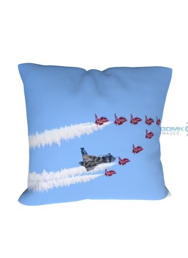 Vulcan and Red Arrows Cushion