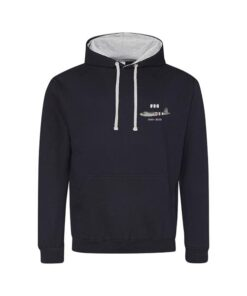 D-Day 75 RAF Mosquito Navy Blue Hoodie