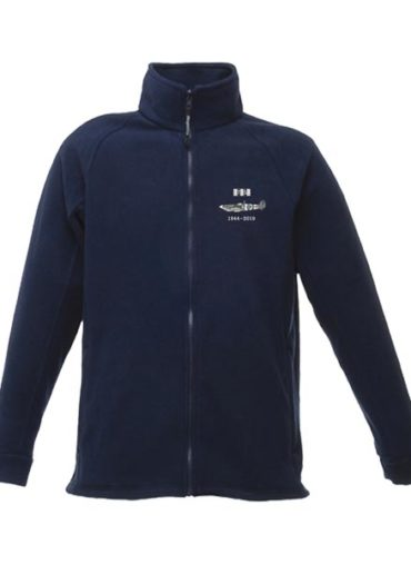 D-Day 75 RAF Spitfire Navy Blue Fleece