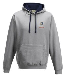 Class 50 NSE Original Heather Grey Hoodie