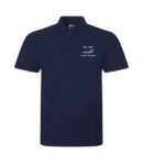 Classic British Aircraft 12 sqn Tornado Navy Blue Polo