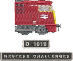 D1019 Western Maroon