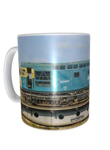 26007 Turntable mug