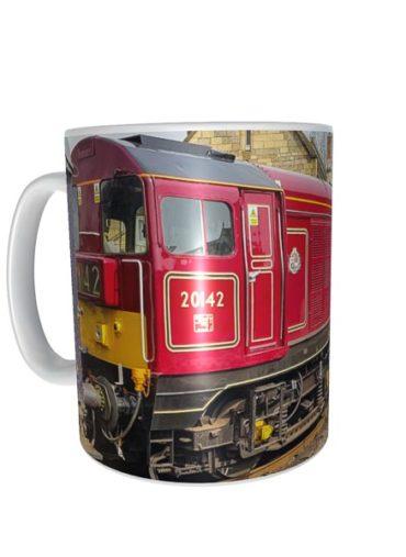 Class 20 20142 & 20007 mugClass 20 20142 & 20007 mug