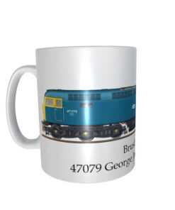 Class 47 47079 Mug