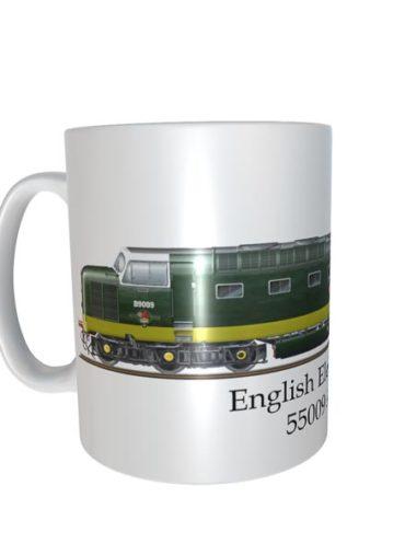 class 55 D9009 mug